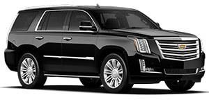 VRC Limousines SUV for hire